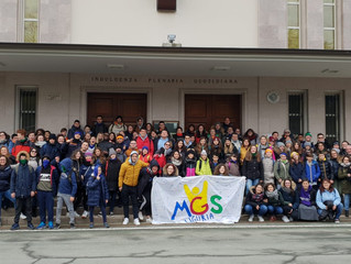 MGS Liguria in trasferta a Mornese