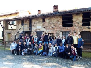 Esercizi spirituali per i giovani del MGS d'Europa