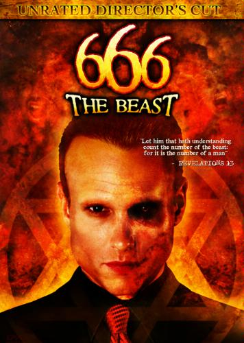 666 The Beast Movie Poster
