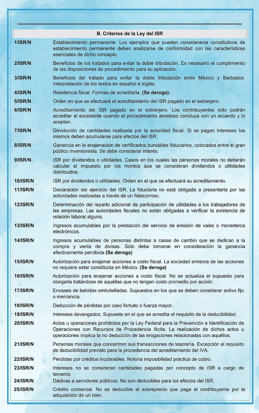 B-Criterios de la Ley de isr.jpg