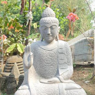 Batik Buddha