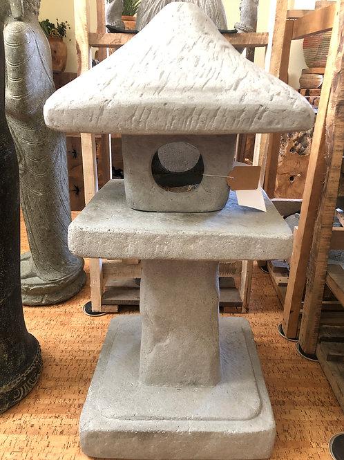Japanese Lantern (Concrete)
