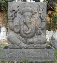 Ganesha Fountain Option