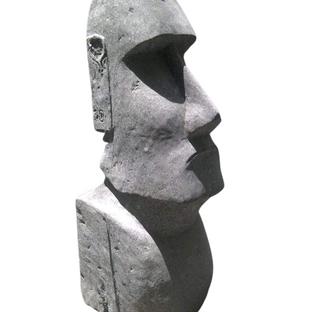 Moai Statue Greenstone