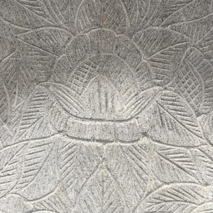 Batik Buddha Robe Detail