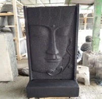 Buddha Relief Fountain Option