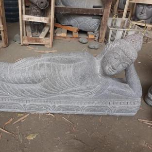Riverstone Lying Buddha