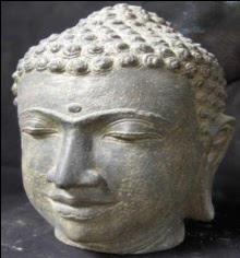 Buddha Head Option 5