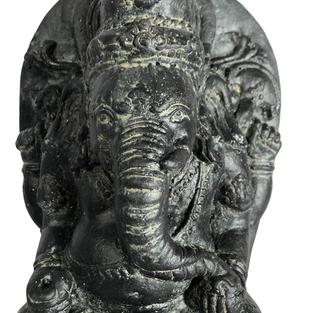 Ganesha Face Detail