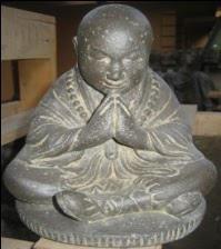 Monk Praying Option 3