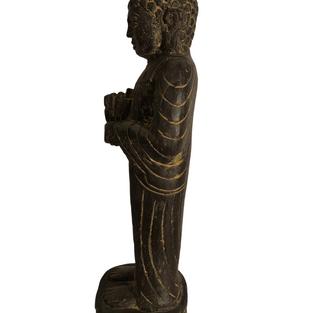 Small Standing Buddha Side