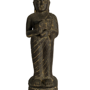 Small Standing Buddha Front