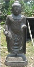 Standing Buddha Torzo