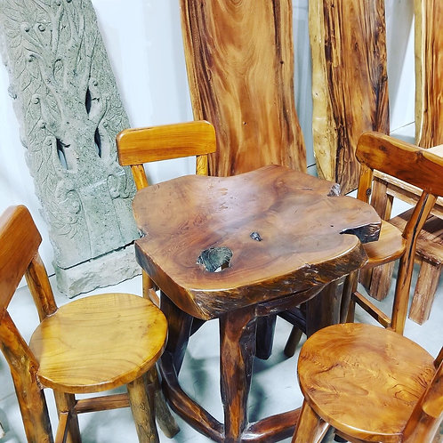 Meja Table & Chair Set