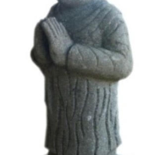 Standing Monk Option 1