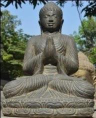 Sitting Buddha Option 1