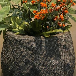 Greenstone Vase