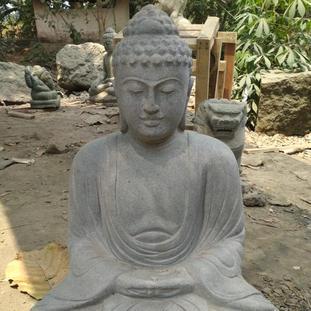 Japanese Sitting Buddha