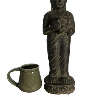 Small Standing Buddha Scale