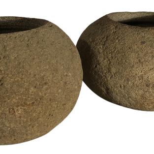 Riverstone Pots Side