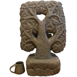 Tree Relief Scale