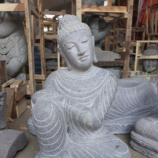 Relaxed Buddha