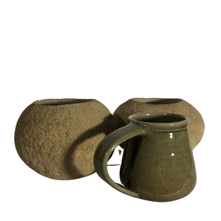 Riverstone Pots Scale