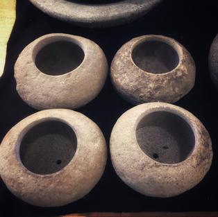 Riverstone Pots
