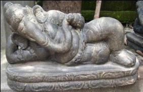Lying Ganesha Option 2