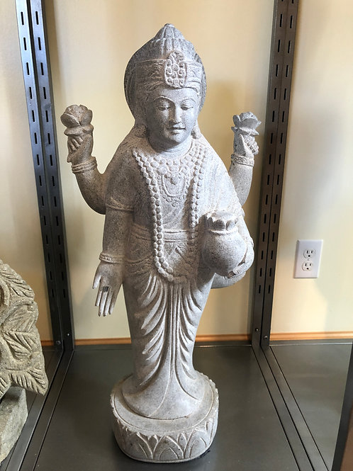 Standing Shiva [Model B] (Fine Art Riverstone)