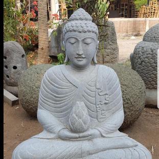 Lotus Flower Buddha