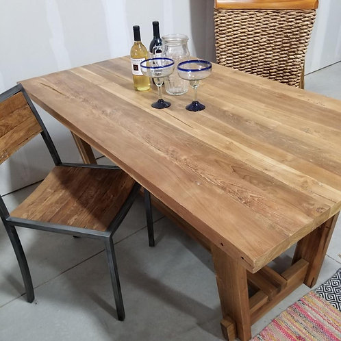 Newton Dining Table - 5'