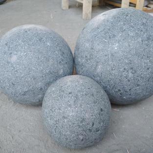 Greenstone Spheres - Smooth Texture