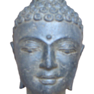 Buddha Head Option 2
