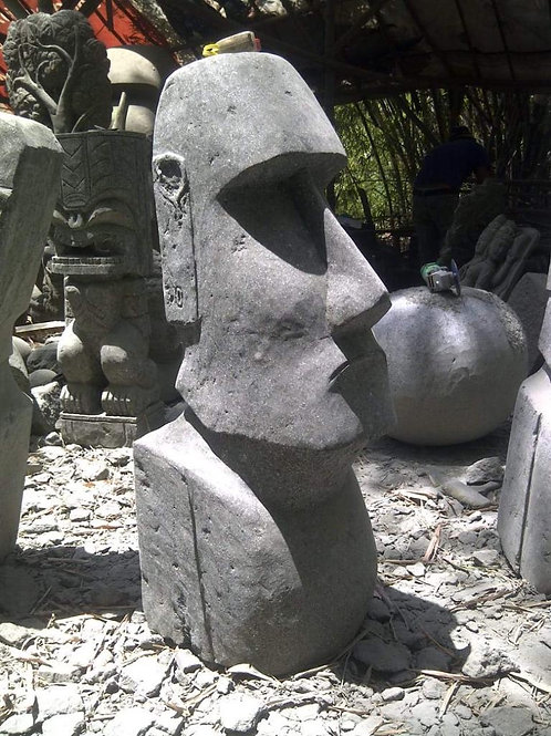 Moai (Greenstone Natural)