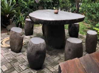 Riverstone Table Set