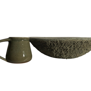 "12"" Lotus Bowl Scale"