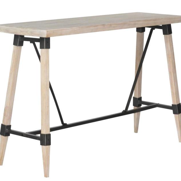 25.15309 AGIOS CONSOLE TABLE MINDI WOOD