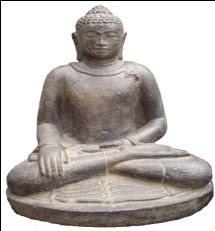Sitting Buddha Option 2