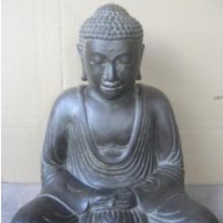 Japanese Sitting Buddha Option
