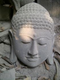 Buddha Head Option 1
