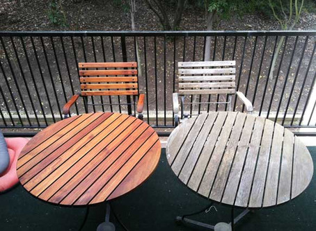 A Little Bit About Teak and How To Care For It