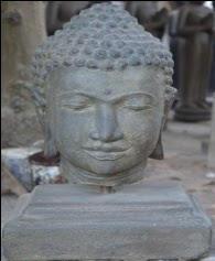 Buddha Head on Base Option