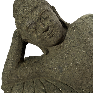 Lying Budda Face Front