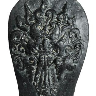 Ganesha Back Detail