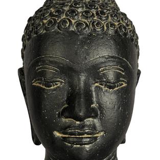 Buddha Head Front