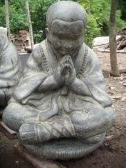 Monk Praying Option 2
