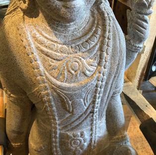 Shiva Robe Detail