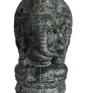 Ganesha Front View