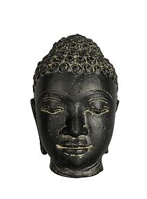 Buddha Head_Concrete_Medium_Front.png